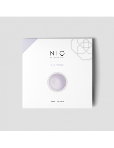 GIN PROVED Nio cocktails